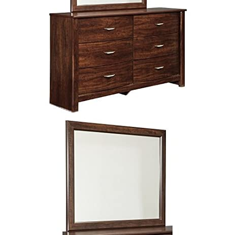 Amazon.com: Ashley Furniture Signature Design - Corraya Dresser ...