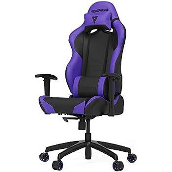 VERTAGEAR S-Line SL2000 Racing Series Gaming Chair (Black/Purple)