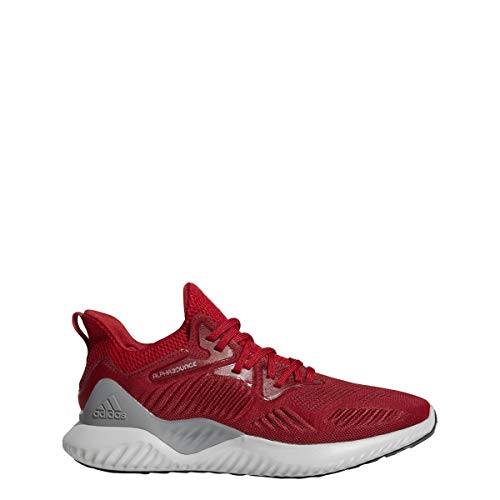 (adidas Men's Alphabounce Beyond Team Running Shoe, Power red/White/Black, 6.5 M US)