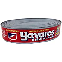 Yavaros Sardina Tomate De 425 gr