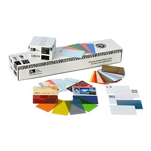 Uhf Rfid Printer - Zebra card 800059-106-01 UHF RFID PVC Premier Card with Magnetic Stripe, Gen 2, 30 mil Thick