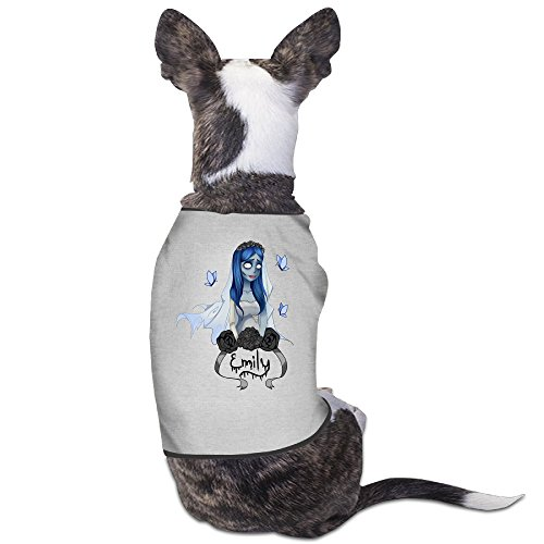 Corpse Bride Nightmare Before Christmas Costume (LeeRa Corpse Bride Emily Dog Clothes)