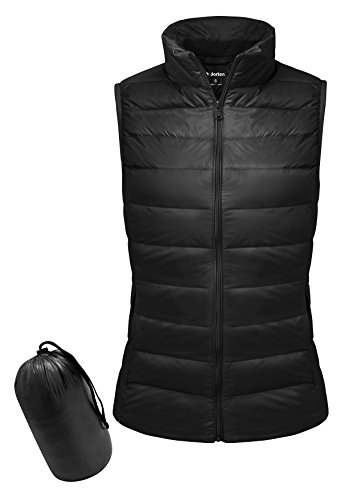 Yidarton Women Packable Lightweight Down Vest Outdoor Puffer - Vest Womens Down