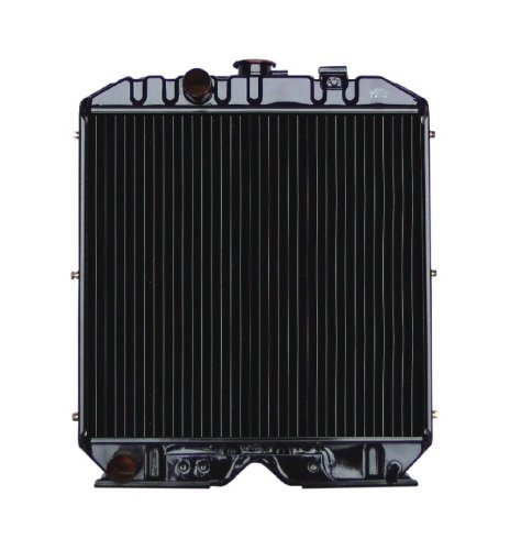 New Radiator Tractor (219925 New Ford / New Holland Tractor Radiator TC30 1320 1520 1620 T1510 T1520)
