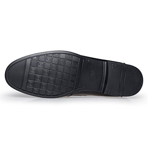 Mocassini Slip-on Da Uomo Mocassini In Pelle Neri