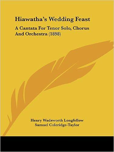 hiawathas wedding feast poem