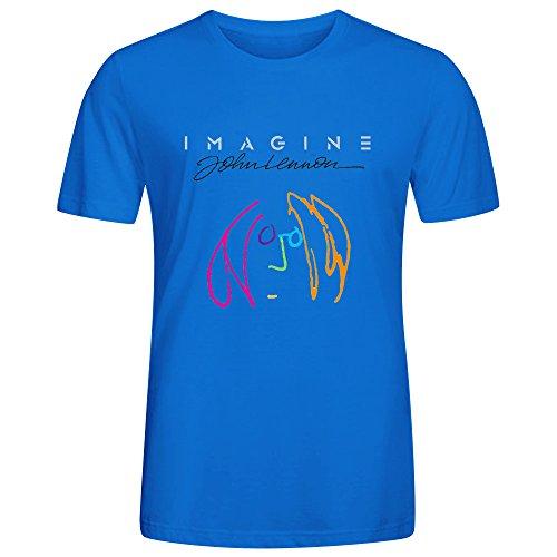 imagine-john-lennon-t-shirt-men-blue