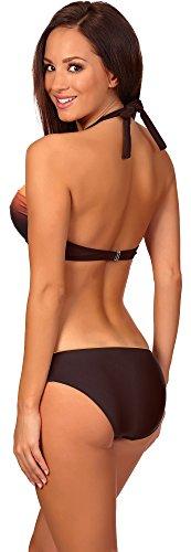 aQuarilla Bikini aQuarilla Marrone Bikini Arancia Barbados dwwOqgr