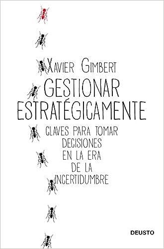 Gestionar estratégicamente de Xavier Gimbert