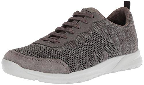 Geox Mens Erast 1 Sneaker Antracite