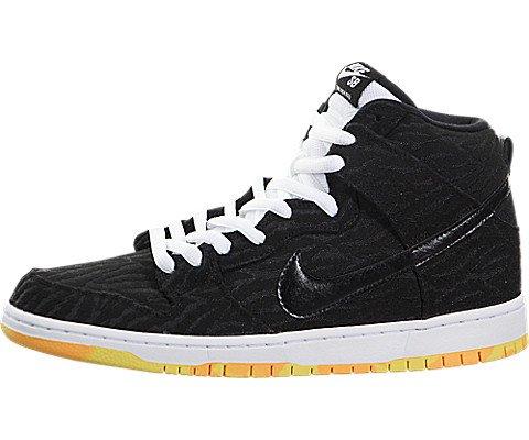 Nike SB Dunk High Pro (Skunk)