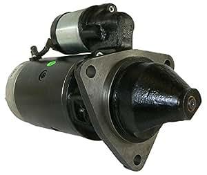 Db electrical sbe0002 starter for belarus 12 volt diesel tractor minsk paz 65 hp for Aep exterior electrical line coverage