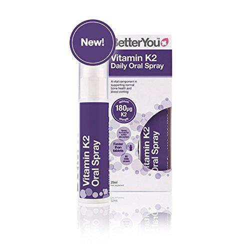 Cheap BetterYou Vitamin K2 Daily Oral Spray 25ml