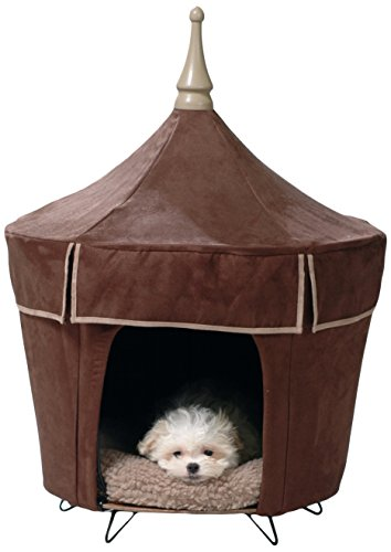 Pet Tents Vive le Chocolate Pet Tent Bed