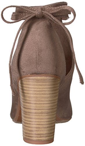 BC Footwear Women's Set Me Free Ankle Boot Dark Taupe SO720oqH