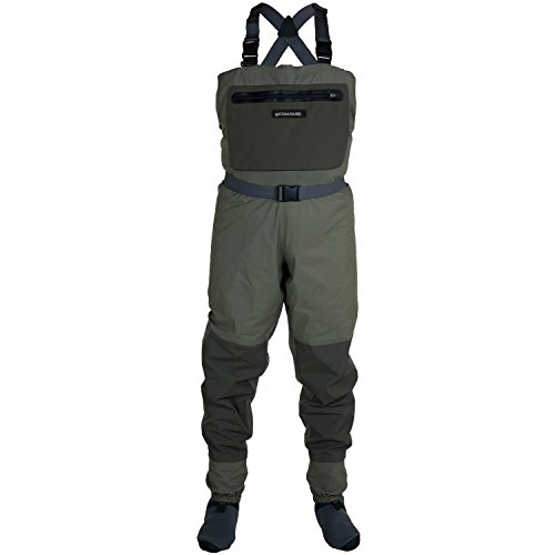 Compass 360 Deadfall Breathable STFT Chest Wader, Small Review