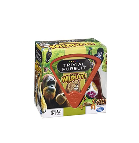Wildlife Trivial Pursuit Game (Trivial Game Pursuit Dvd)