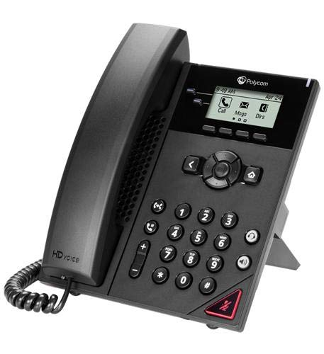 Polycom VVX 150 2-line IP Phone
