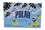 Polar Seltzer Impossibly Good Pixie Lights 6 pk 8 oz. cans.