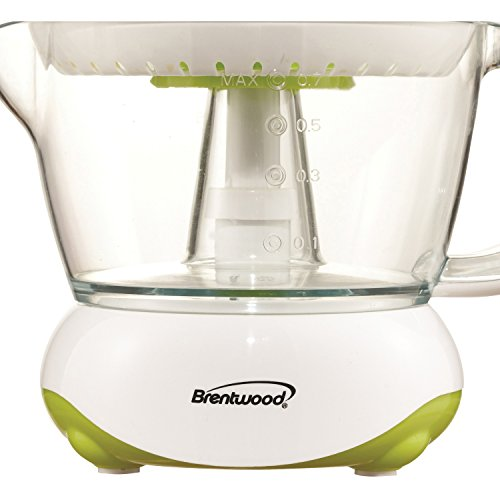 Brentwood  J-15  24oz  Electric  Citrus  Juicer,  White by Brentwood (Image #7)'