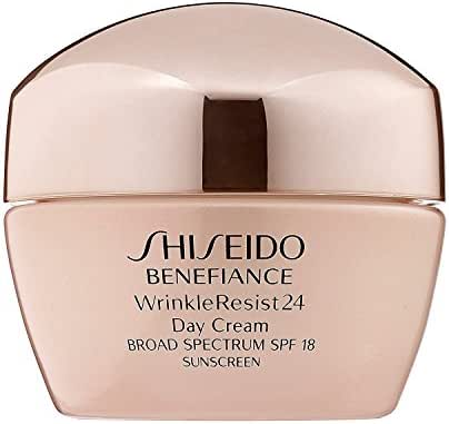 Shiseido Benefiance WrinkleResist24 Day Cream Broad Spectrum SPF 18