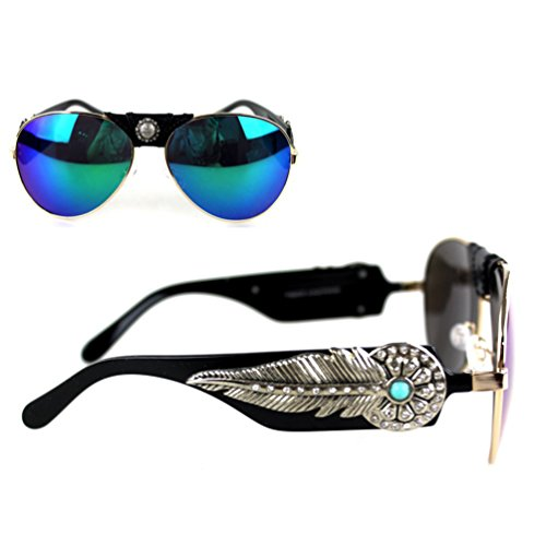 montana-west-ladies-aviator-sunglasses-daisy-feather-concho-leather-bridge-uv400-black-frame-color-l