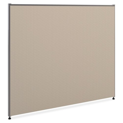 Wholesale CASE of 2 - Basyx Verse Panel System & Accessories-Panel, 42''x48'', Gray by BSX