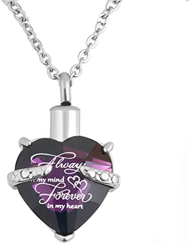 PREKIAR Cremation Necklace Jewelry Memorial product image