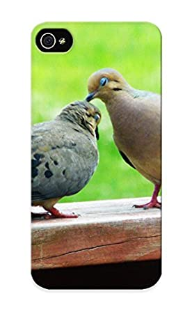af7e637fd79e2f Awesome Sfrwdv-1313-xvmnnzk Defender Tpu Hard Case Cover For Iphone 5 5s-  Animal Dove Nature Bird Love  Amazon.co.uk  Electronics