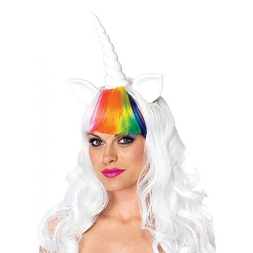 Sexy Unicorn Kit - Unicorn Headband Wig with Rainbow Tail for $<!--$38.99-->