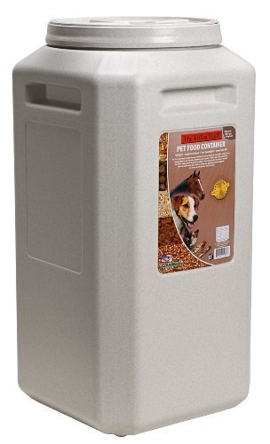 Vittles Vault 80-Pound Stackable by Vittles Vault [Pet Supplies]
