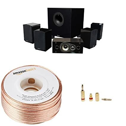 Amazon.com: Energy 5.1 Take Classic Home Theater System (Set of Six ...