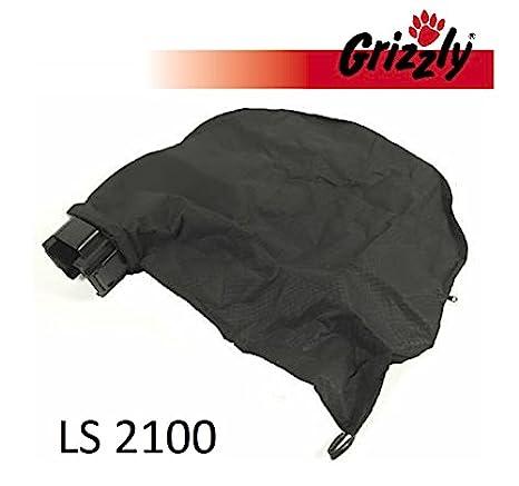Grizzly Bolsa con soporte para eléctrico Aspirador soplador ...