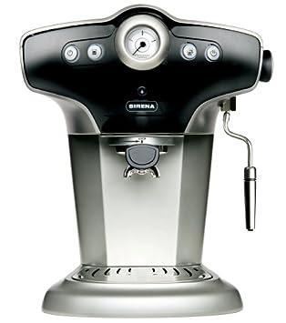 Starbucks Sirena Espresso Machine Stainless And Black