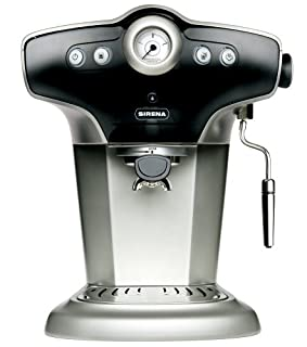 Starbucks Sirena Espresso Machine, Stainless and Black (B0010Z9LI6) | Amazon price tracker / tracking, Amazon price history charts, Amazon price watches, Amazon price drop alerts
