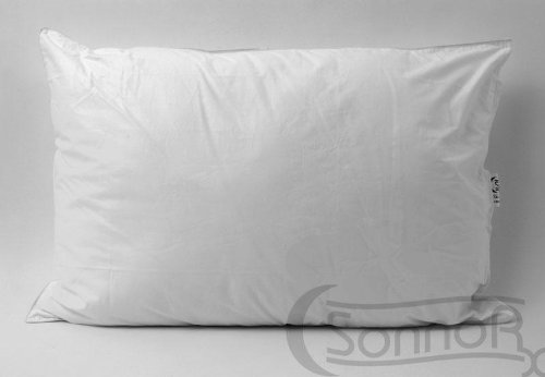 Fossfill Pillow - SonnoRx Micro Denier Queen Size Polyester Micro Fiber Fill Bed Pillow