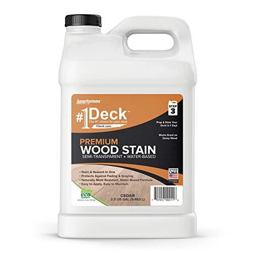 #1 Deck Premium Semi-Transparent