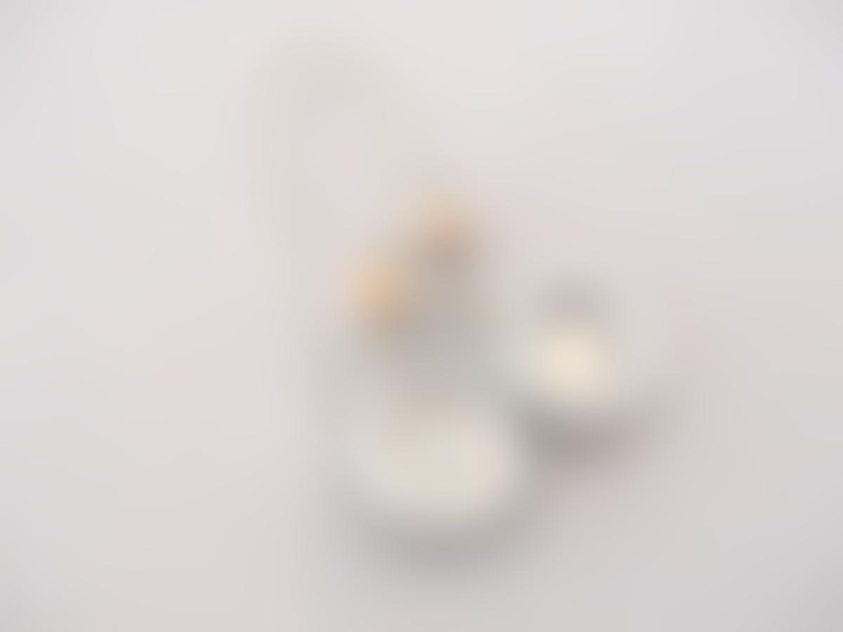 182e617bd509e Amazon.com: Tan or Cream Typewriter Key Earrings SHIFT LOCK MARGIN ...