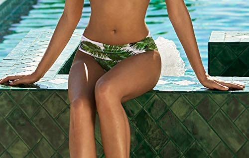 Melissa Odabash Bikini Caribe Blanc Vert - Multicolore 42