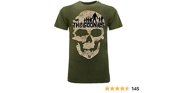 Camiseta Niño The Goonies-cult movie 80/'s tallas de 3 a 12 años