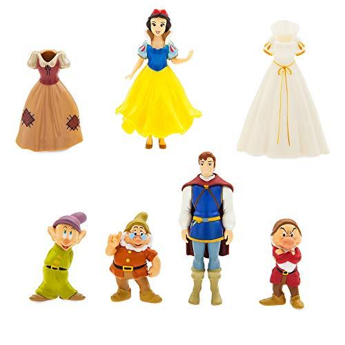 Disney Princess Dress Up Doll Figure Set (Snow White)