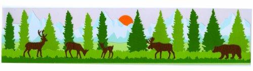 (Martha Stewart Crafts Stickers, Forest Scene)