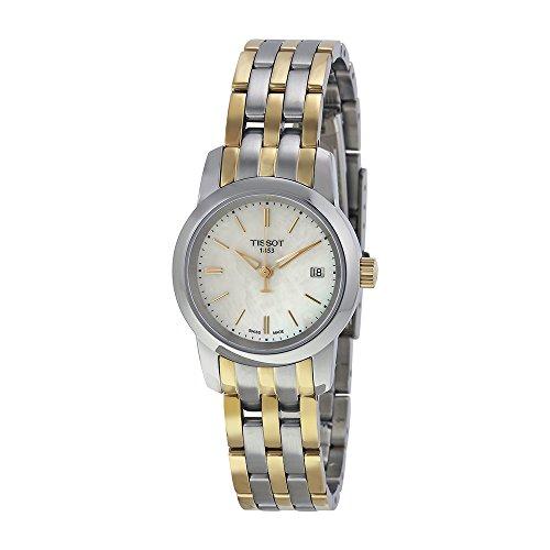 Tissot-Womens-T0332102211100-Classic-Dream-Analog-Display-Two-Tone-Watch