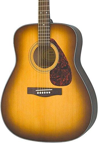 F335 Acoustic Guitar Tobacco Brown Sunburst