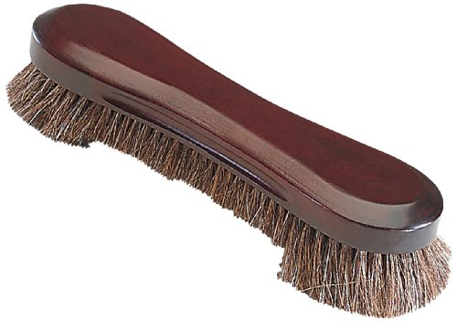 Horsehair 10.5 Brush (Pro Series A15-C Wooden Billiard Table Brush with Horse Hair/Nylon Bristles, 10.5-Inch, Cherry)