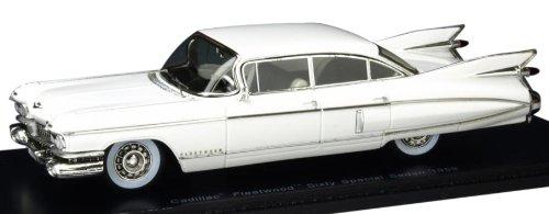 1/43 キャデラック フリートウッド シックスティ スペシャル セダン ホワイト S2914