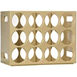 Le Cellier Wine Rack, Tan