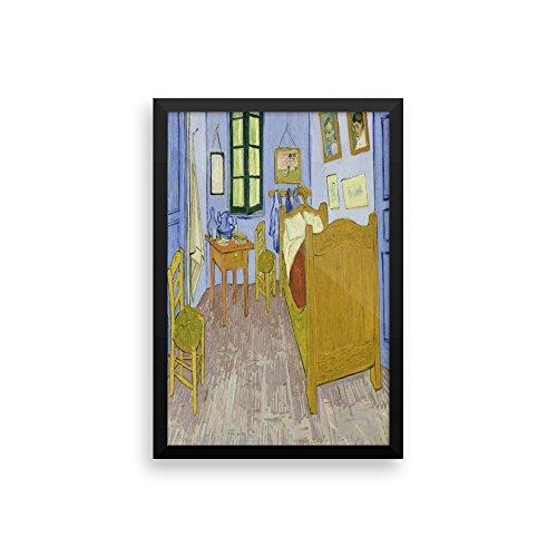 Vincent van Gogh's Bedroom in Arles - Premium Luster Photo Paper Framed Poster