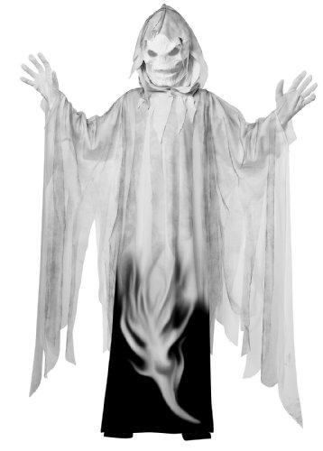 [California Costumes Evil Spirit Child Costume, Large] (Childrens Ghost Costume)