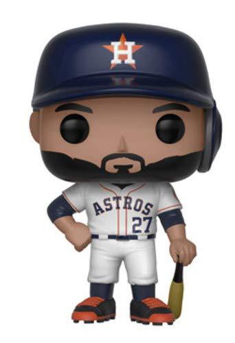 low priced aa95b 65a86 Funko POP!: Major League Baseball José Altuve Collectible Figure, Multicolor